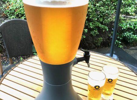 タワー生ビール楽しめます!